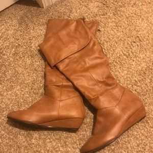 Size 10 tan boots